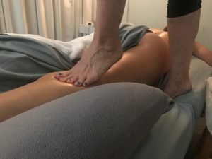 Ashiatsu Barefoot Bar Massage 2